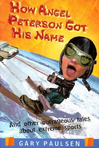 Read Online How Angel Peterson Got His Name pdf