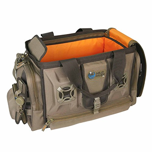 Wild River by CLC WN3701 Tackle Tek Rogue Stereo Speaker Bag  (Trays not - Ac Dc Sunglasses