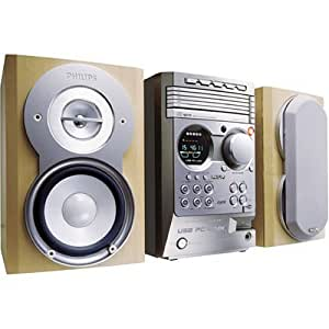 Amazon Com Philips Mcm530 150 Watt Micro Shelf System