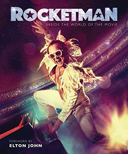 Book cover from Rocketman: The Official Movie Companion by Weldon Owen