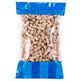 Bulk Salted In-Shell Peanuts - 2.5 lbs in a Resealable Bomber Bag - Great For Snacking - Wholesale - Parties