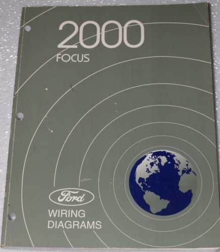 2000 Ford Focus Wiring Diagrams: Ford Motor Company: Amazon ...  Ford Focus Wiring Diagram on 2000 ford focus headlight, 2000 ford focus engine diagram, 2000 ford focus fuse chart, 2000 ford focus air conditioning diagram, 2000 ford focus steering column diagram, 2000 ford focus relay box diagram, 2000 ford focus radio, 2000 ford focus owner's manual, 2000 ford mustang serpentine belt diagram, 2014 ford focus engine diagram, 2000 ford focus heating diagram, 2000 ford focus coil diagram, 1992 ford f-150 door lock diagram, 2000 ford focus ecu, 2000 ford focus neutral safety switch, 06 ford focus fuse box diagram, 2000 ford focus brake line diagram, 2000 ford focus speedometer, 2000 ford focus thermostat diagram, 2000 ford focus frame,