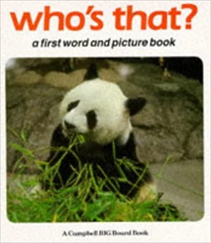 Book Who's That? (Campbell Big Board Book)