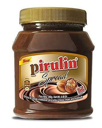 Crema de Cacao y Avellana para Untar PIRULIN: Amazon.es: Alimentación y bebidas