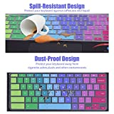 Colorful Lenovo Chromebook Keyboard Cover Fit 2020