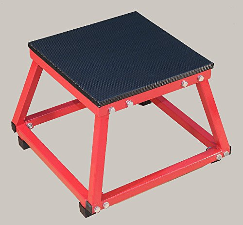 TDS Plyometric Jump Box - 12 Inch High (Tds Plyo Boxes)