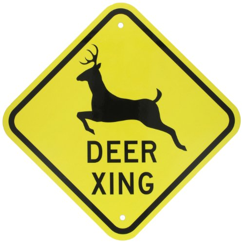 smartsign-3m-engineer-grade-reflective-sign-legend-deer-xing-with-graphic-12-square-black-on-yellow