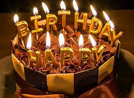 Amazon.com: Velas de cumpleaños para niños y ...