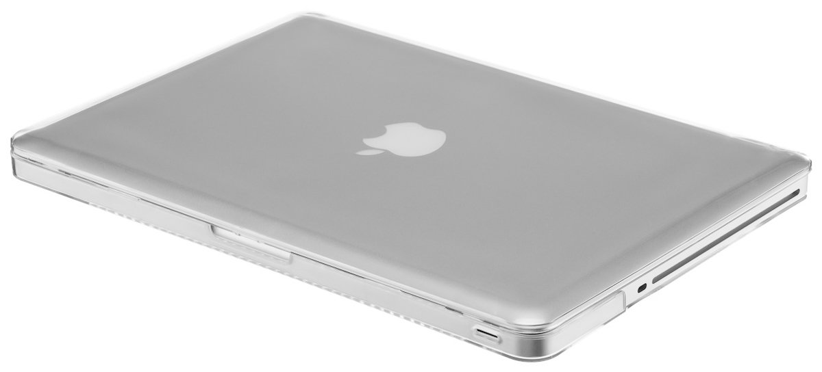 Kuzy 17-inch Soft-Touch Hard Case for MacBook Pro 17'' Model: A1297 Aluminum Unibody, Cover Ultra Slim - CLEAR by Kuzy (Image #5)