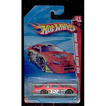 Amazon Com 2010 Hot Wheels Dodge Charger Stock Car Race World