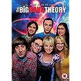 The Big Bang Theory (Seasons 1-8) - 25-DVD Box Set