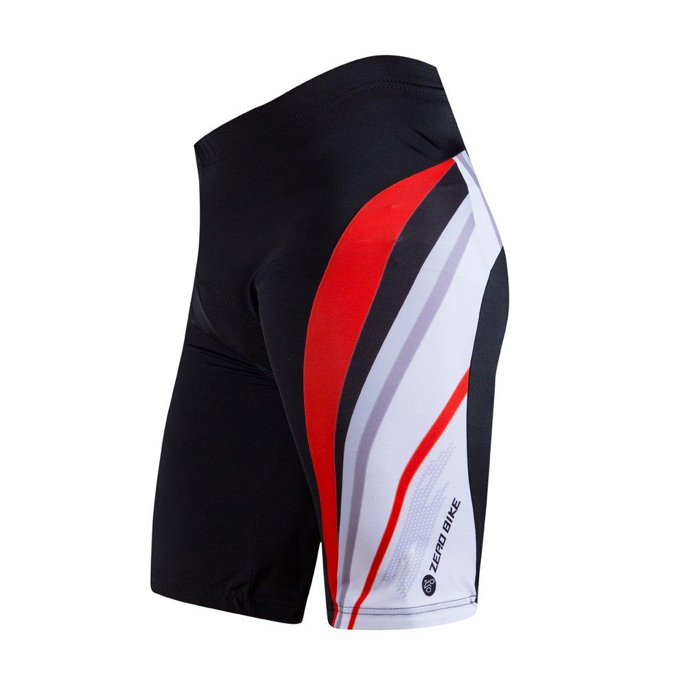 ZEROBIKE® Men Breathable Undershort Bike Underpants 3D Padded Cycling Pants Lightweight Cycling Clothing karru