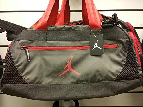 ... Bag Sports Outdoors  official photos dbc90 bece5 Nike AIR JORDAN JUMPMAN  22 Duffel - Cool Grey, One size ... 9aaccadb8d