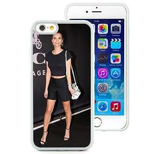 New Custom Designed Cover Case For iPhone 6 4.7 Inch TPU With Emily Ratajkowski Girl Mobile Wallpaper(191).jpg