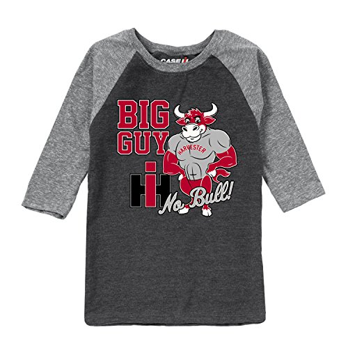 Country Casuals IH Bull & Rooster - Toddler Raglan from Country Casuals