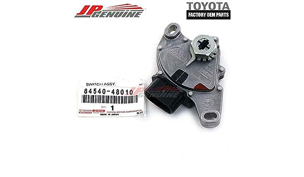 84540-51010 Toyota OEM Genuine SWITCH ASSY NEUTRAL START