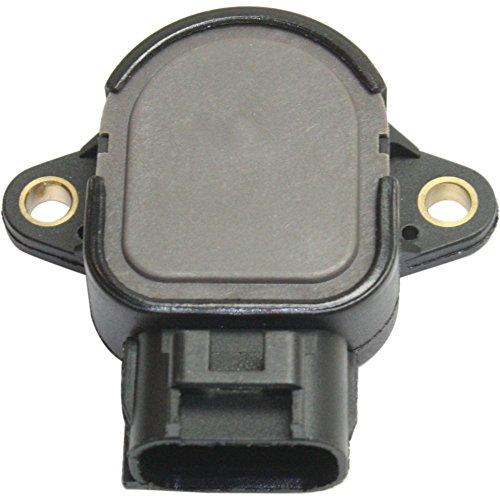 Evan-Fischer EVA1586231532 Throttle Position Sensor for 2000-2002 Toyota Celica Female Connector Blade type 3-prong male (Celica Throttle)
