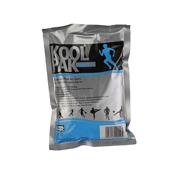 Koolpak Sports paquetes de hielo frío instantáneo – Paquete ...
