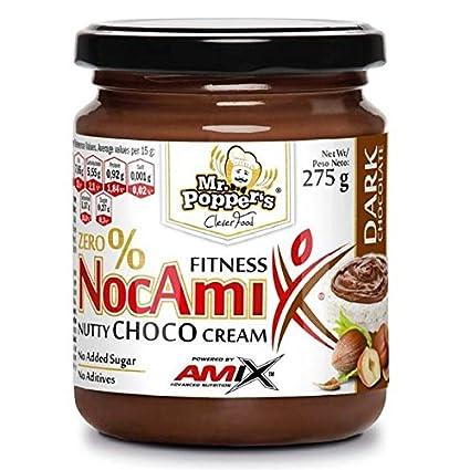 NOCAMIX-275gramos-sabor nutty CHOCO cream