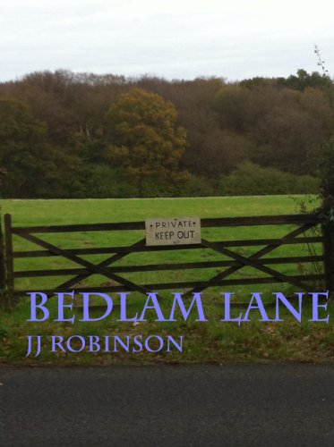 Bedlam Lane (DI ODonovan Book 2)