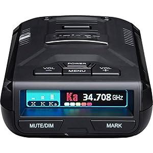 Uniden R1 Extreme Long Range Radar Laser Detector 360 Degree, DSP, Voice Alert