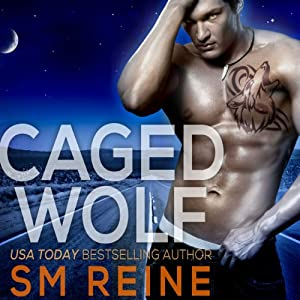 Caged Wolf: A Paranormal Romance Audiobook