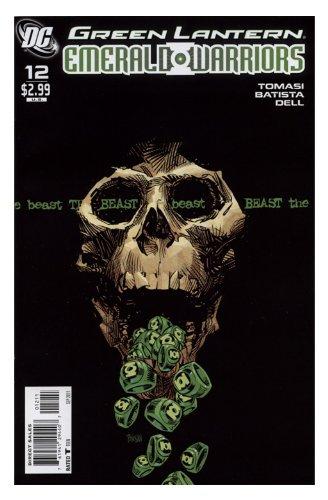 Green Lantern Emerald Warriors #12 pdf