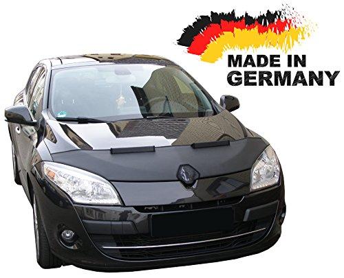 Black Bull Renault Megane 3 Protector del Capot Front End Cover Car Bra Bonnet Hood Tuning Coche Máscara NUEVO