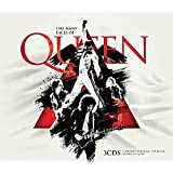 The Many Faces Of Queen  3cd