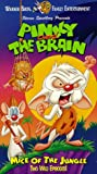 Pinky and the Brain: Mice of the Jungle [VHS]