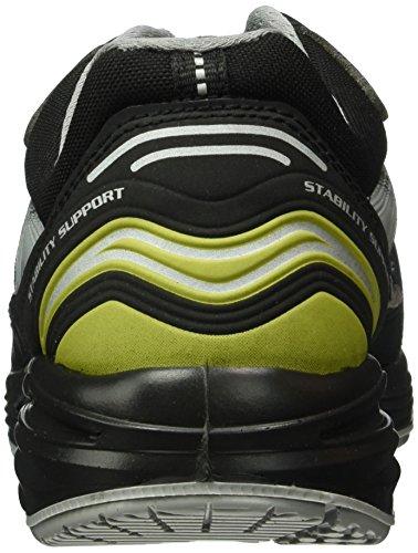 Giasco UP071E44 Leo Chaussures de sécurité bas S1P Taille 44 Noir/Jaune