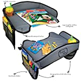 Kids Activity Portable Travel Tray | Carseat, Stroller & Plane for Children ON