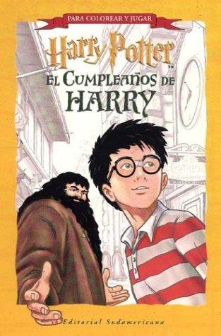 Harry Potter El Cumpleanos - Block Actividades (Spanish ...