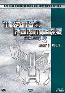 Transformers: Season 3 - Pt 1 - Vol 3 [Import]