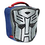 """Transformers """"Robot Blueprints"""" Insulated Lunchbox - gray/blue, one size"""