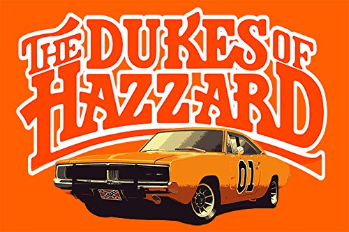 Dukes of Hazzard Car Large 24