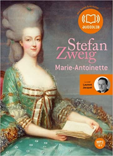 Livre gratuits Marie-Antoinette: Livre audio 2CD MP3 - 645 + 620 Mo pdf epub