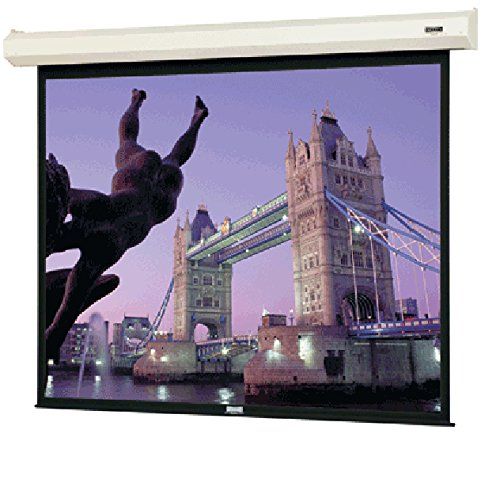 Cosmopolitan Electrol Matte White Electric Projection Screen Viewing Area: 57.5