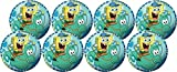 Hedstrom 6 Sponge Bob Play Ball (8 Pack)