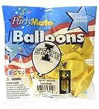 Pioneer Balloon Company 10 Count Iowa State Latex Balloon, 11'', Multicolor