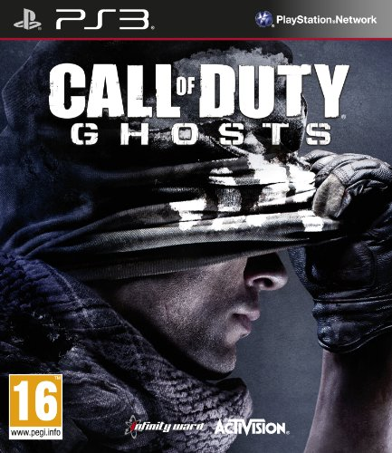 Call of Duty: Ghosts (PS3) Video Game