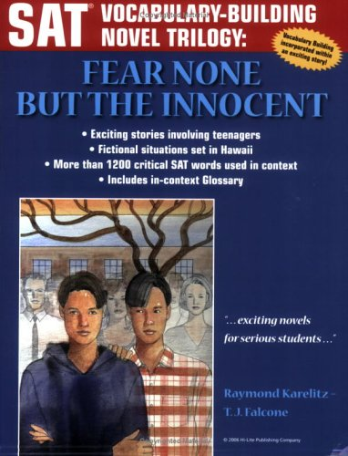 SAT Vocabulary-Building Novel: Fear None but the Innocent
