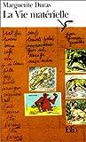 """""""La Vie Materielle (Folio) (French Edition)"""" av Marguerite Duras"""