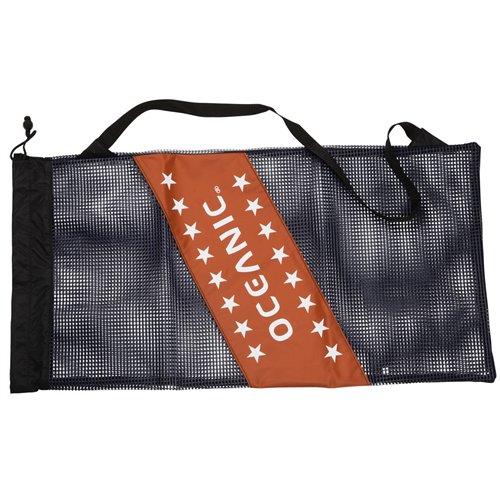 - Oceanic Mesh Fin Carry Bag - Warrior Edition