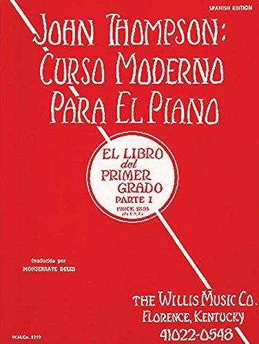 Modern Course Book 1 Curso Moderno (Spanish) Piano (Spanish Edition)