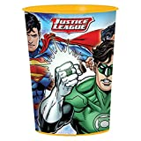 16oz Justice League DC Comics Superhero Party Plastic Loot Treat Favor Keepsake cups (16)