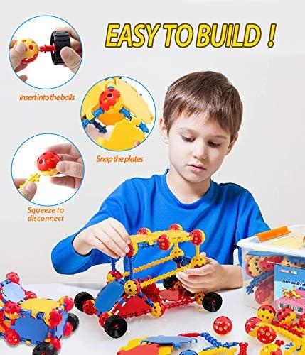 Smarkids Building Blocks for Toddlers, STEM Building Toys ...