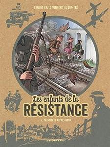 """Afficher """"Les enfants de la résistance - série en cours n° 2<br /> Premières répressions"""""""