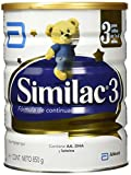 Similac Etapa 3 Formula Infantil en Polvo para 1-3 Años, 850 g