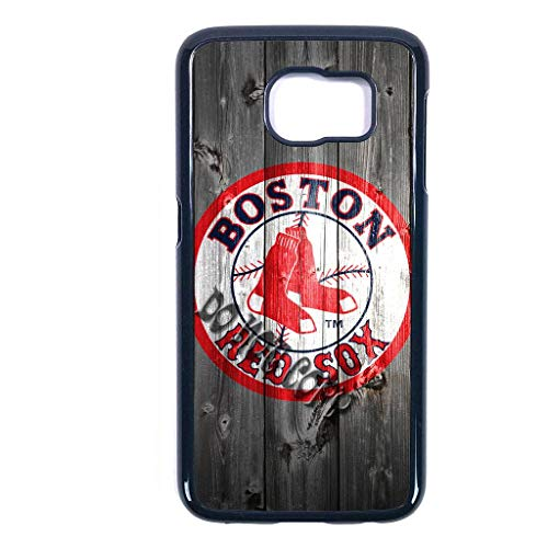 Boston Red Sox Rubber - 10 kinds 2 IN 1 Dual protective red sox boston Samsung Galaxy S9 case Shockproof [ Plastic + rubber ] case